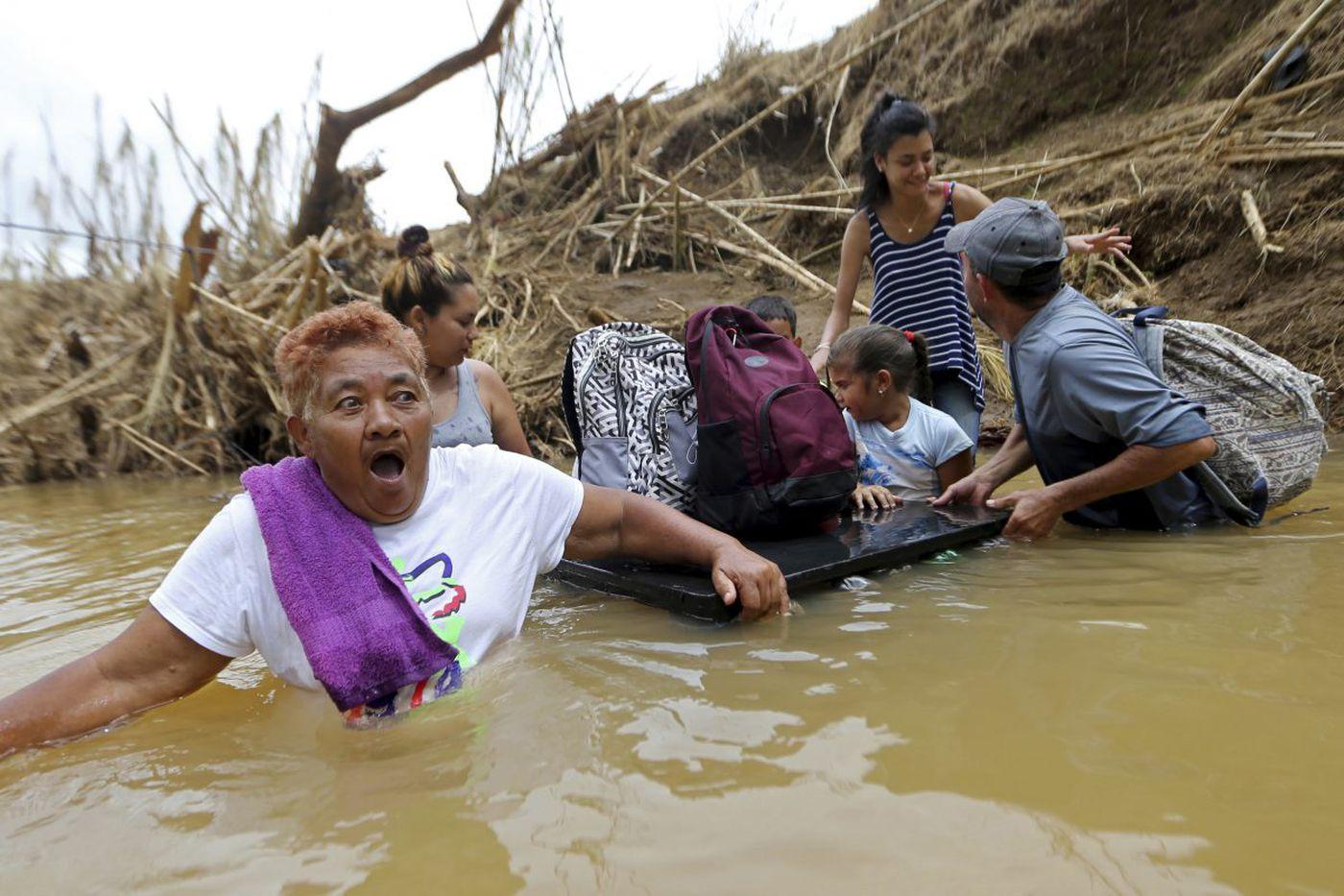 How Hurricane Maria is stressing Philadelphia | Editorial