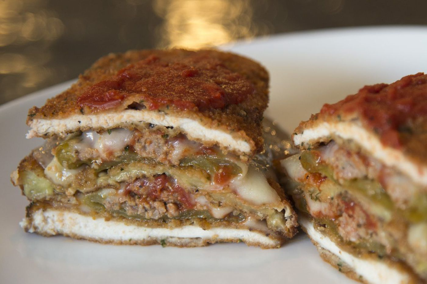Cutlet lovers rejoice: this stack at Cotoletta is for you