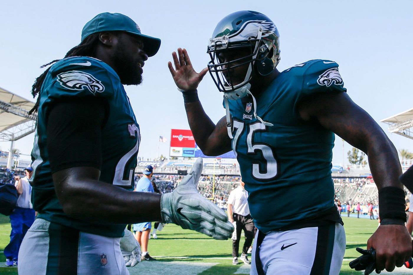 Eagles rank high in latest NFL power rankings