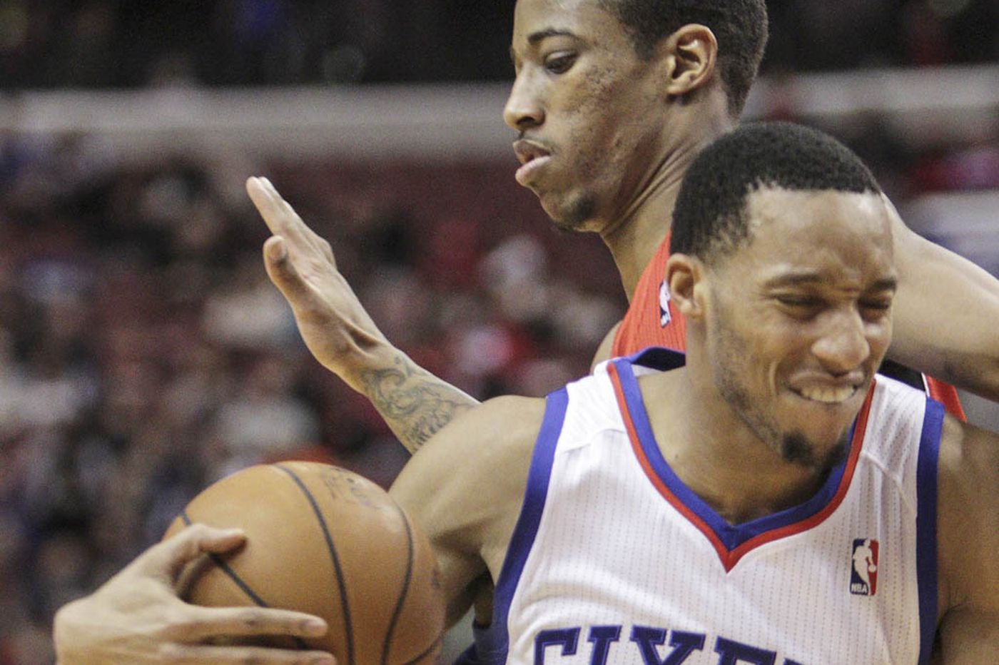 Sixers' Turner downplays trade rumors