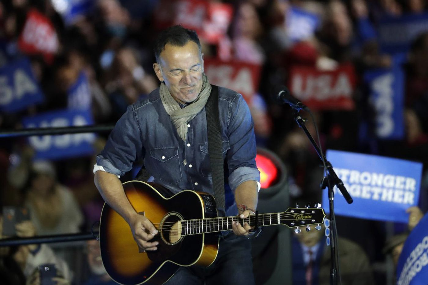 Details on Bruce Springsteen's Broadway show emerge, theater owners are 'a little nervous'