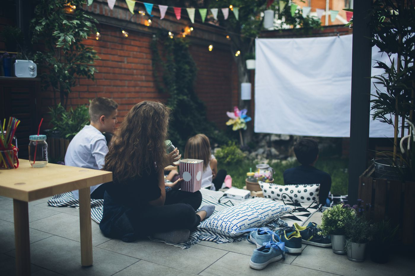 Watch 'Hamilton' in your backyard: How to set up an outdoor movie theater