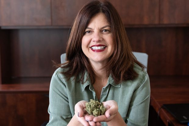 Queen of cannabis: Pa.'s biggest weed dealer is a brash and bold entrepreneur