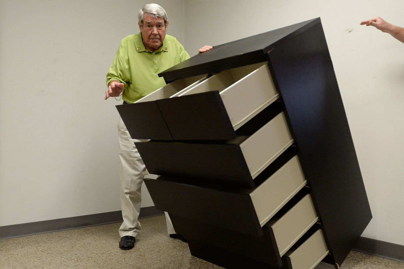 Inquirer sues safety agency for records on deadly Ikea dresser tip-overs