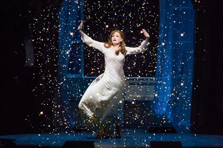 Finding Neverland is at the Academy of Music Nov. 21–26.