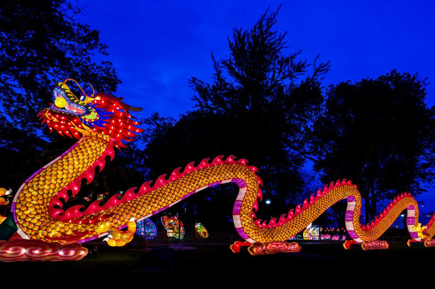 Chinese Lantern Fest will return to Franklin Square