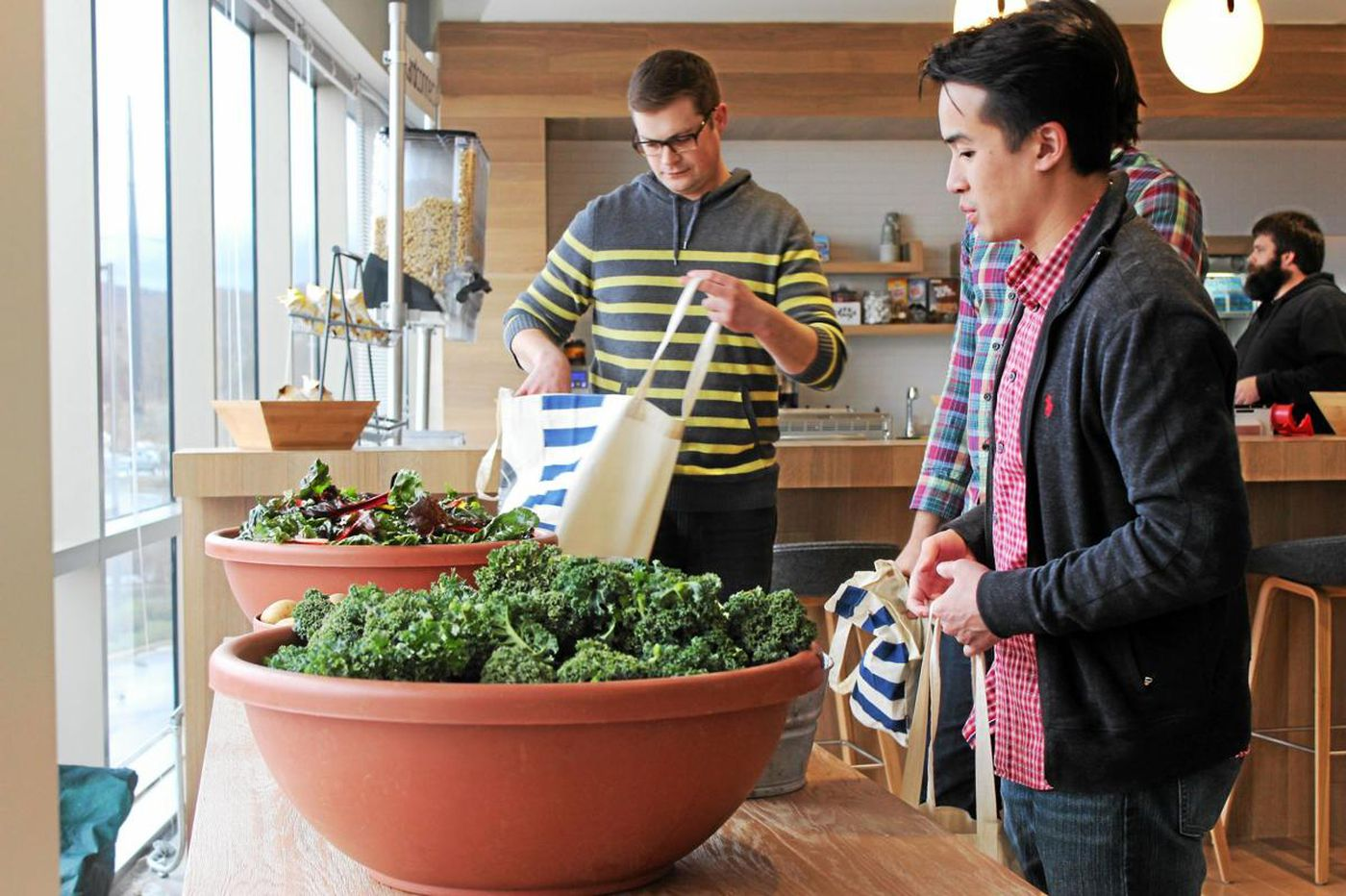 From fresh veggies to pet insurance, companies are reaching out beyond the usual perks