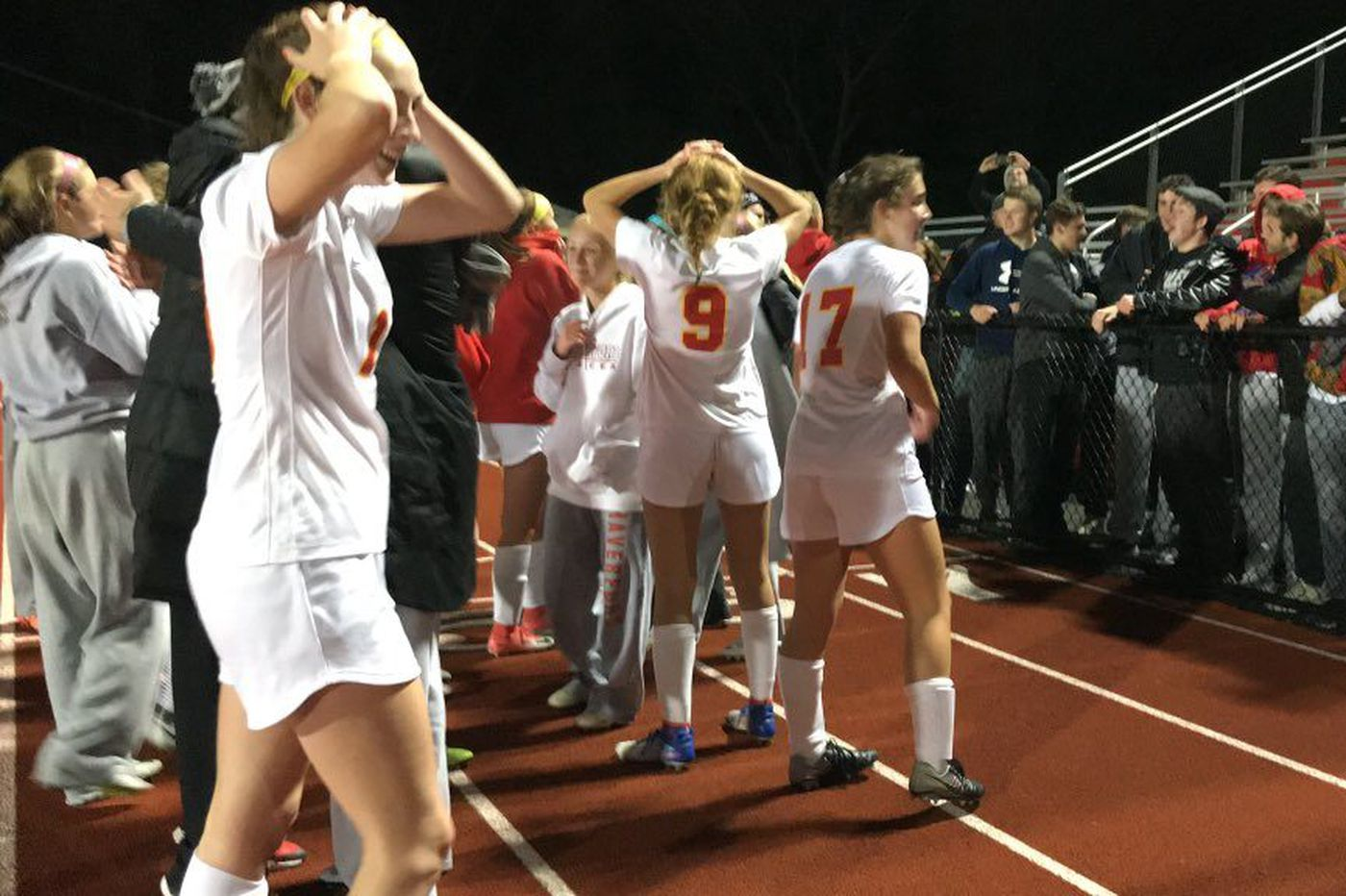 Thursday's Southeastern Pa. roundup: Council Rock North boys and Haverford High girls upset top seeds