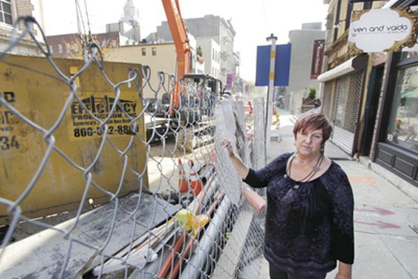 Diane Mastrull: Long-term work on Third Street frustrates Old City business owners in Philadelphia
