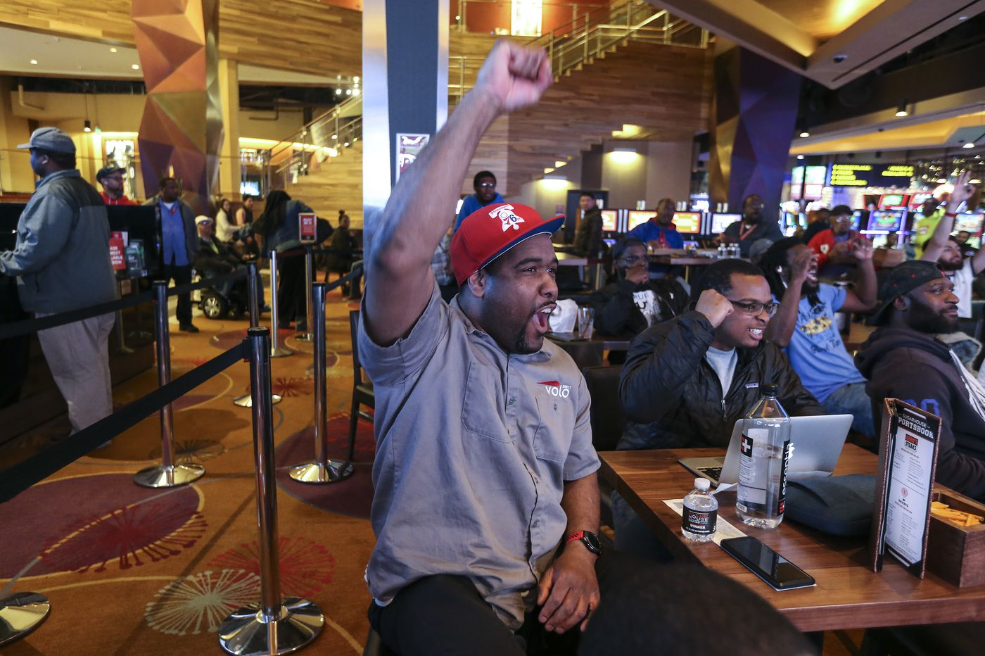 Sports betting became legal one year ago, and some experts think New Jersey could someday overtake Las Vegas