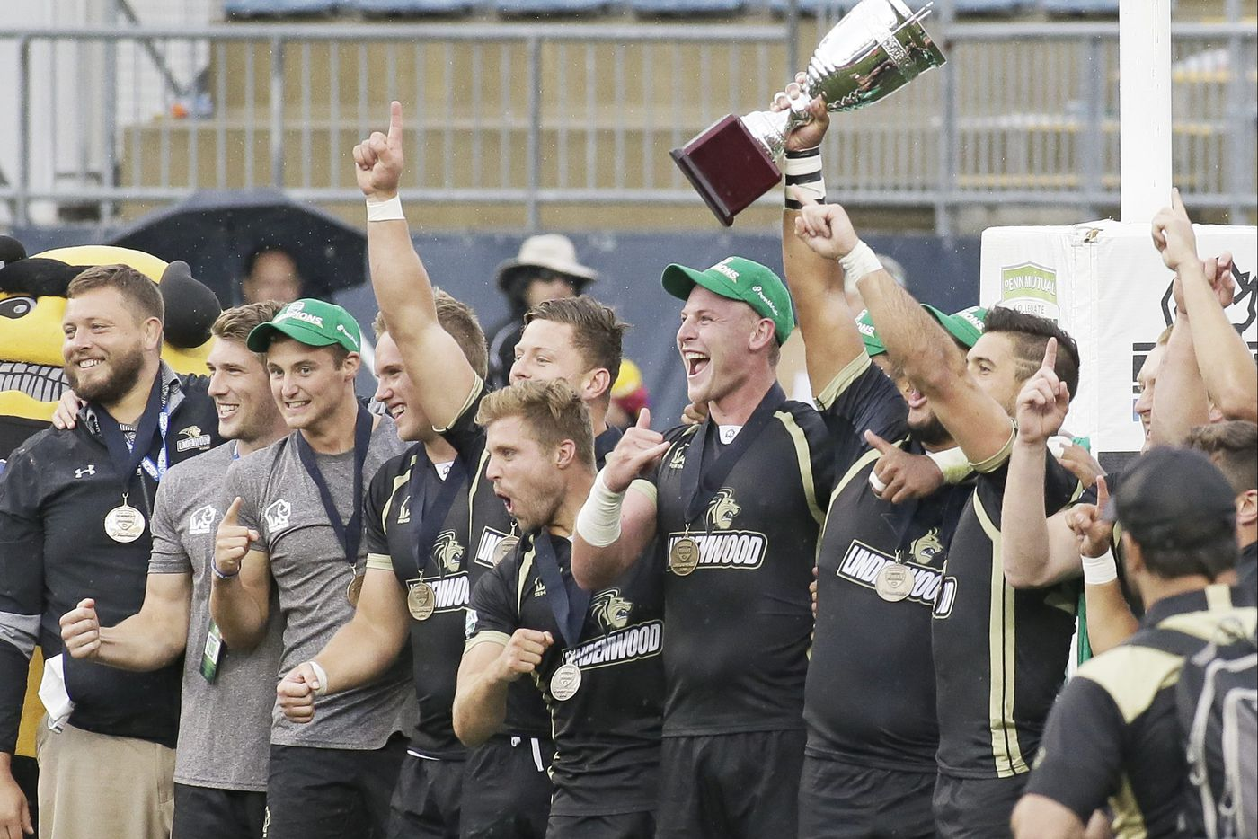 Lindenwood men and women sweep rugby titles in Chester