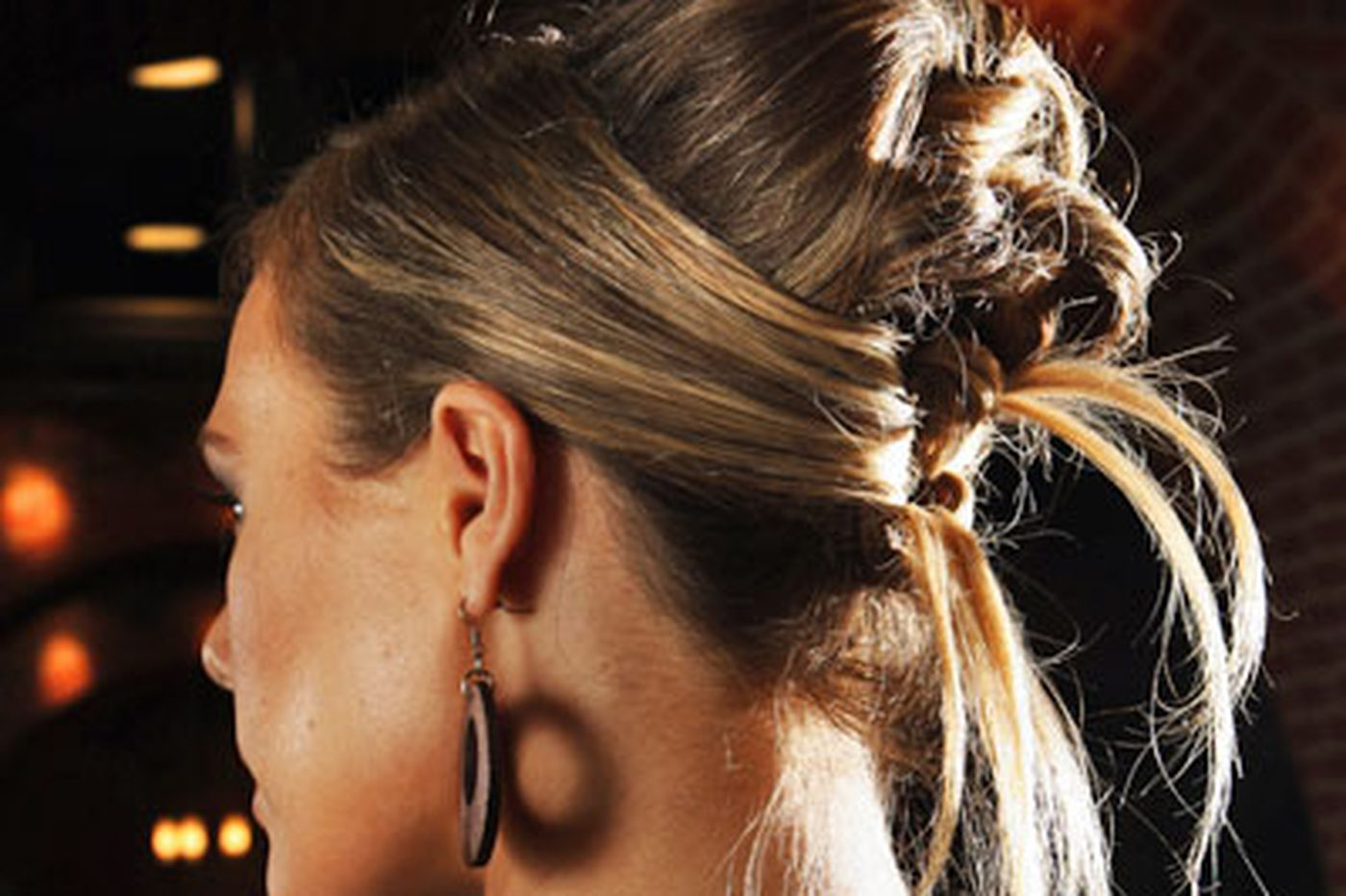 Hair for the holidays: Glamour's the key