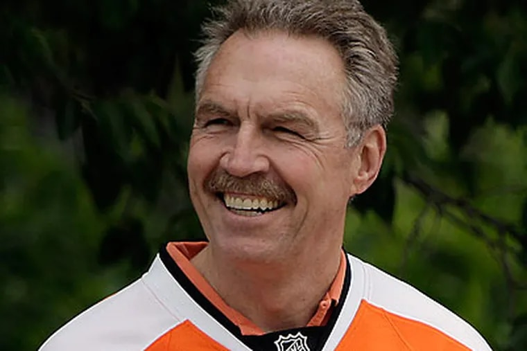 Former Flyer Bill Clement has turned the leadership lessons he learned from hockey into a new book.