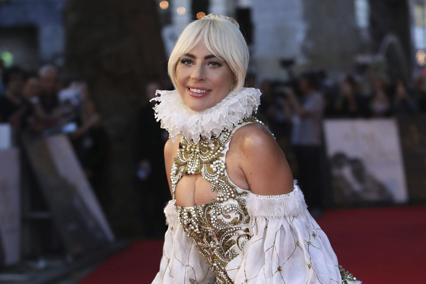 Lady Gaga pens global call for suicide prevention, mental-health support