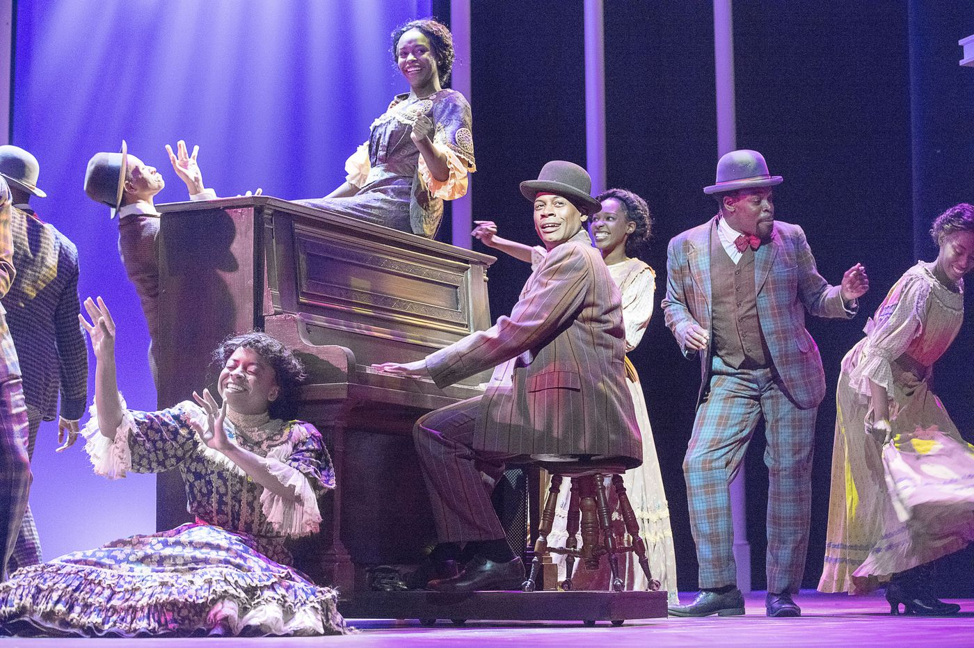 'Ragtime' at Pennsylvania Shakespeare Festival thrills
