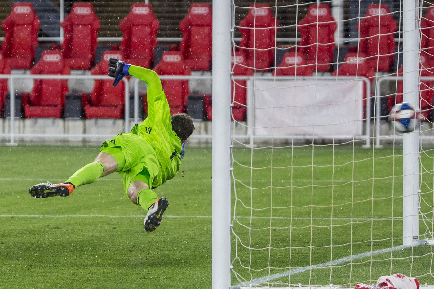 This time, the Union losing in the U.S. Open Cup isn't as big of a deal