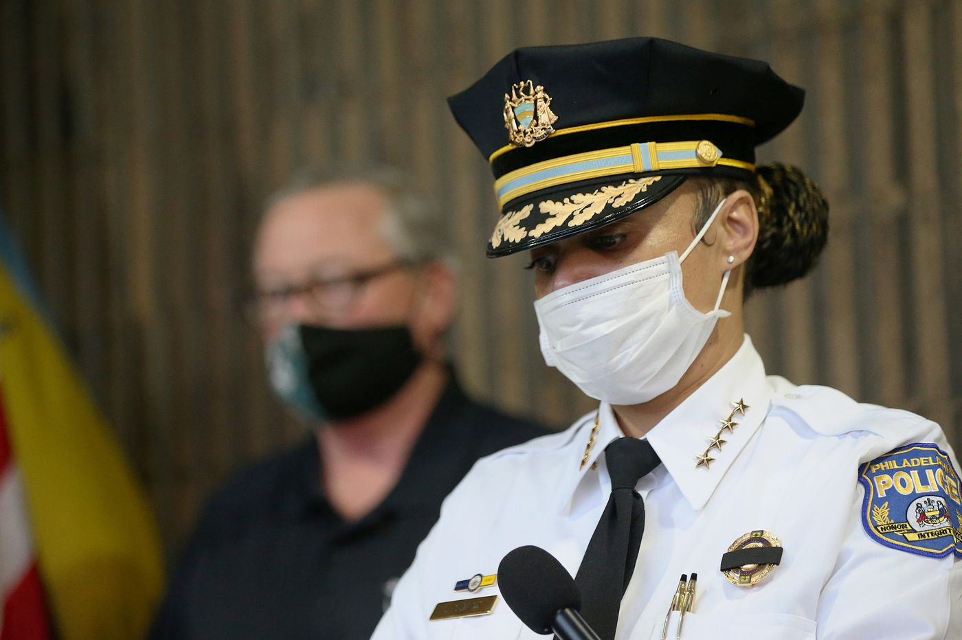 Philly Police Commissioner Danielle Outlaw was the target of racist threats, U.S. Attorney says