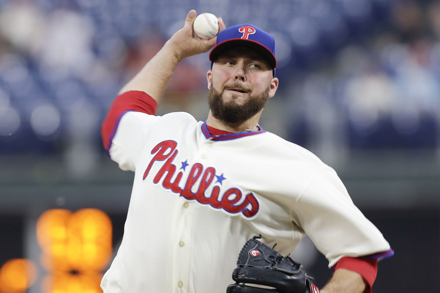 Tommy Hunter throws two pitches for first save   Extra Innings