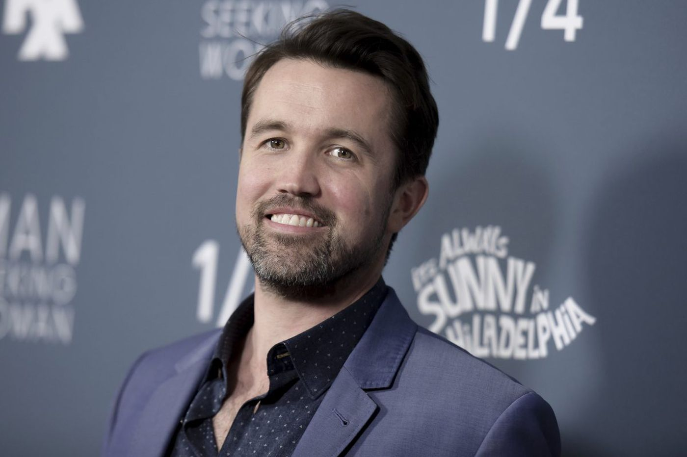Rob McElhenney is the greatest living Philadelphian. Let's build a monument to him