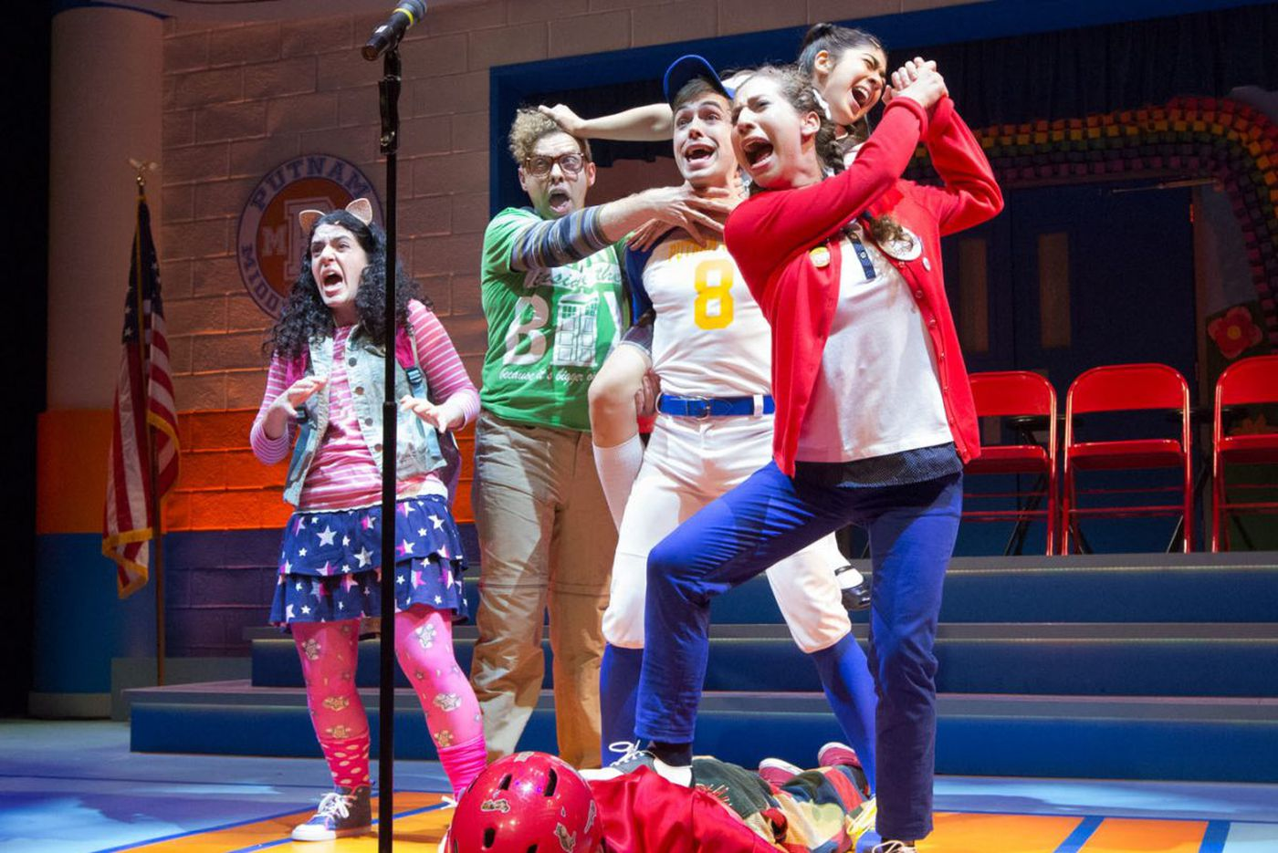 'Putnam Spelling Bee' at Bristol aces what it's like to be a kid