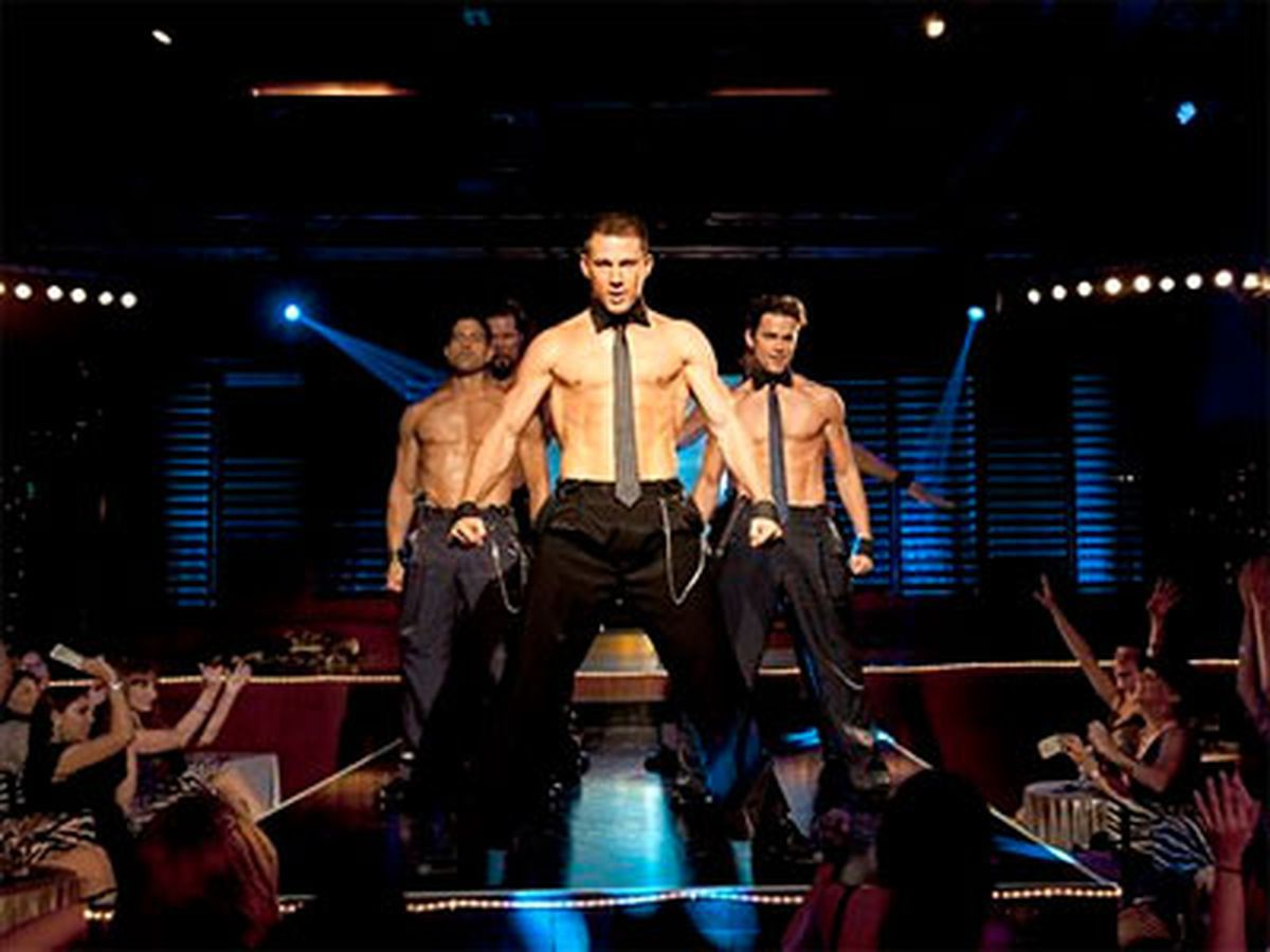 Magic Mike: Women may find it magical