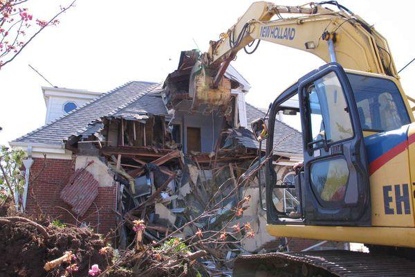 Sandy-damaged town halls: Fix or rebuild?