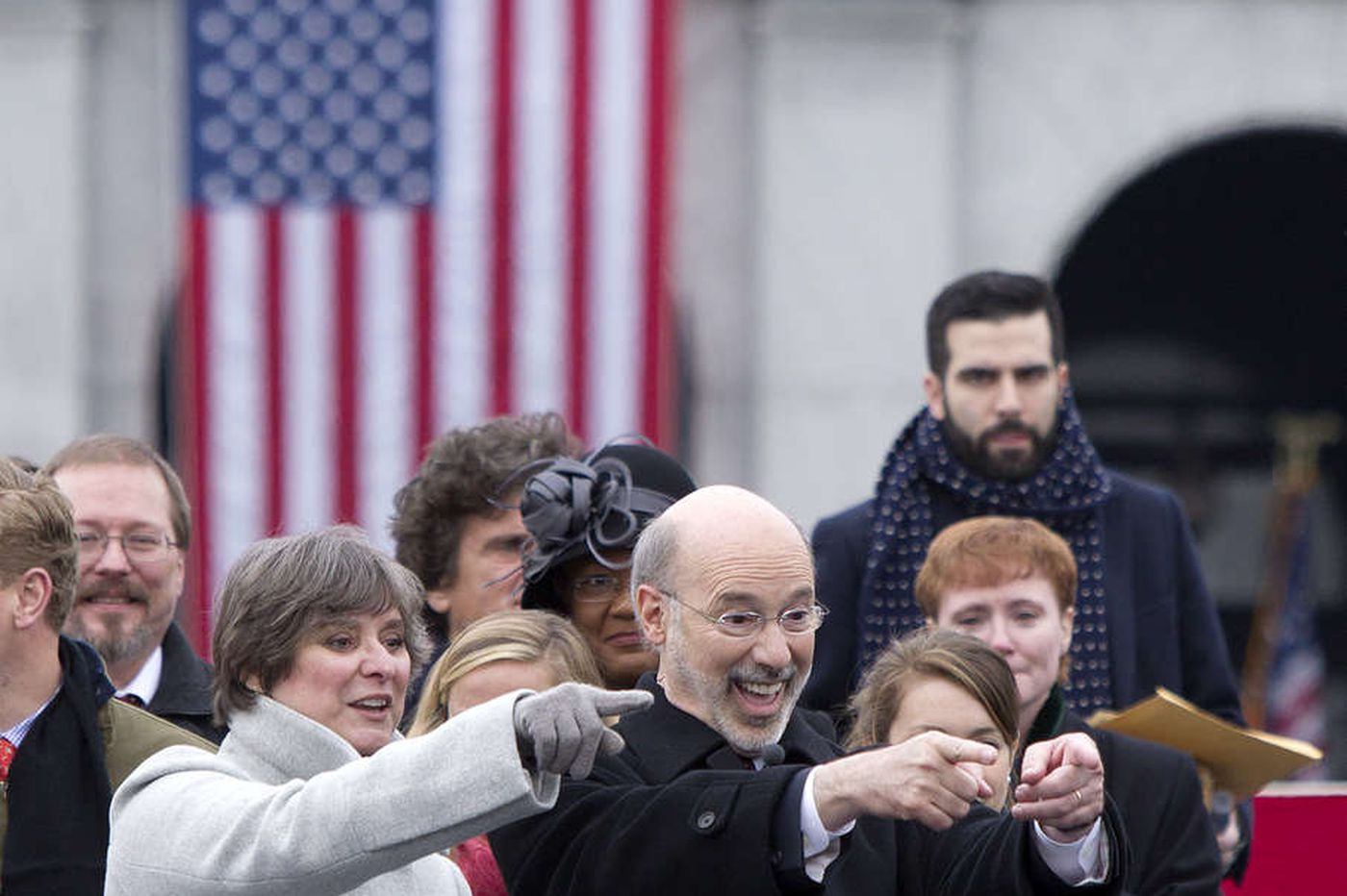 Gov. Tom Wolf's inauguration price tag: $1.7 million and counting
