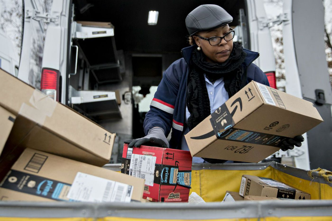 Trump personally pushed postmaster general to double rates on Amazon, other firms