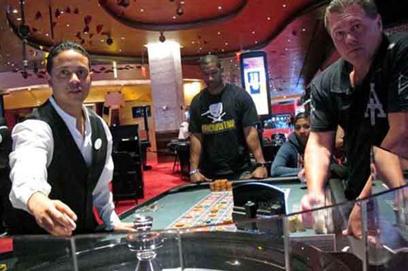 April revenue drops 12.1% at A.C. casinos