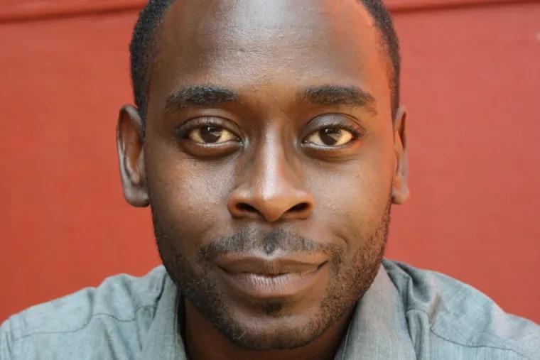 Playwright James Ijames.