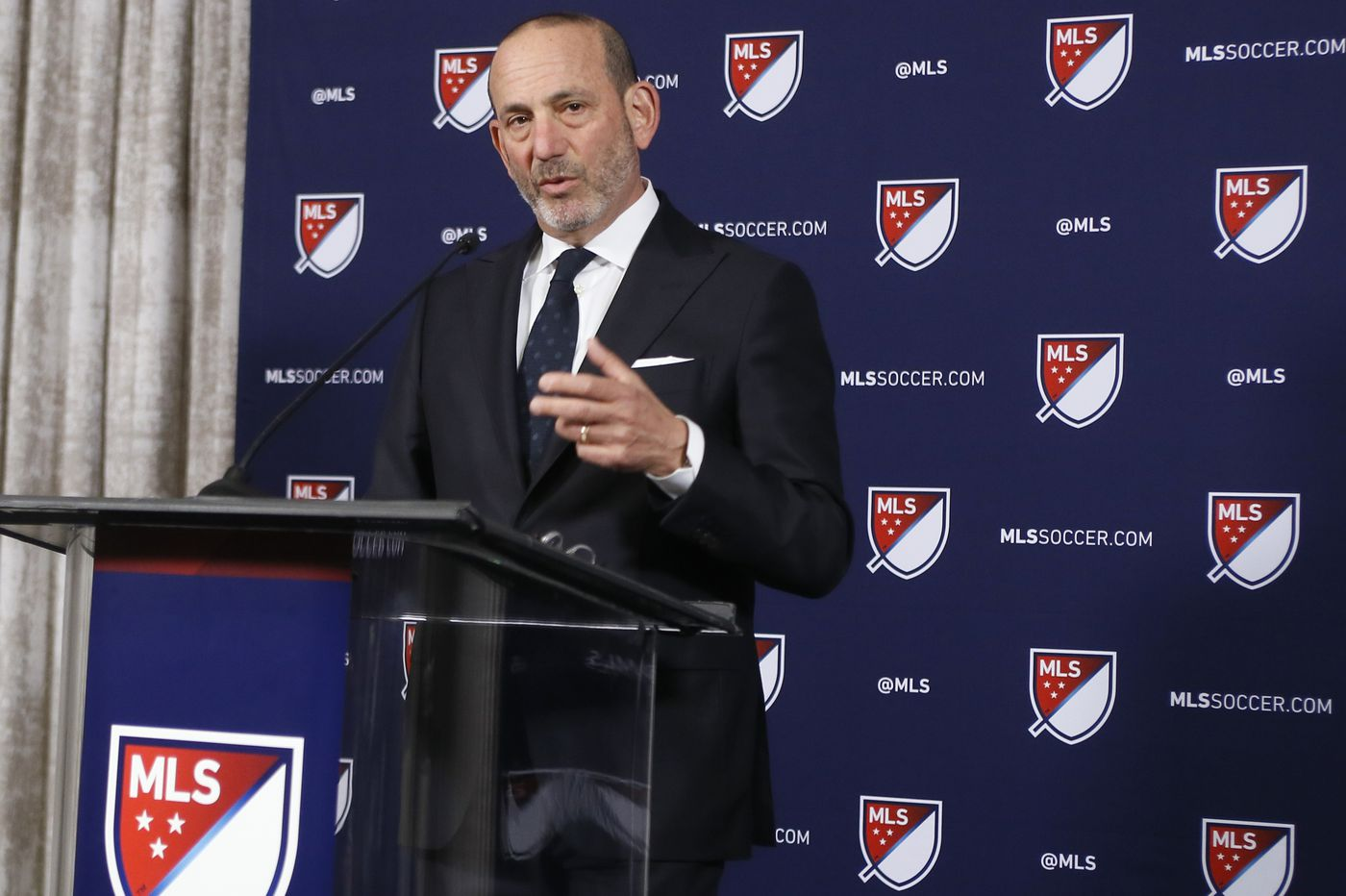 Don Garber quiet on MLS CBA talks, but says lots about Charlotte expansion bid
