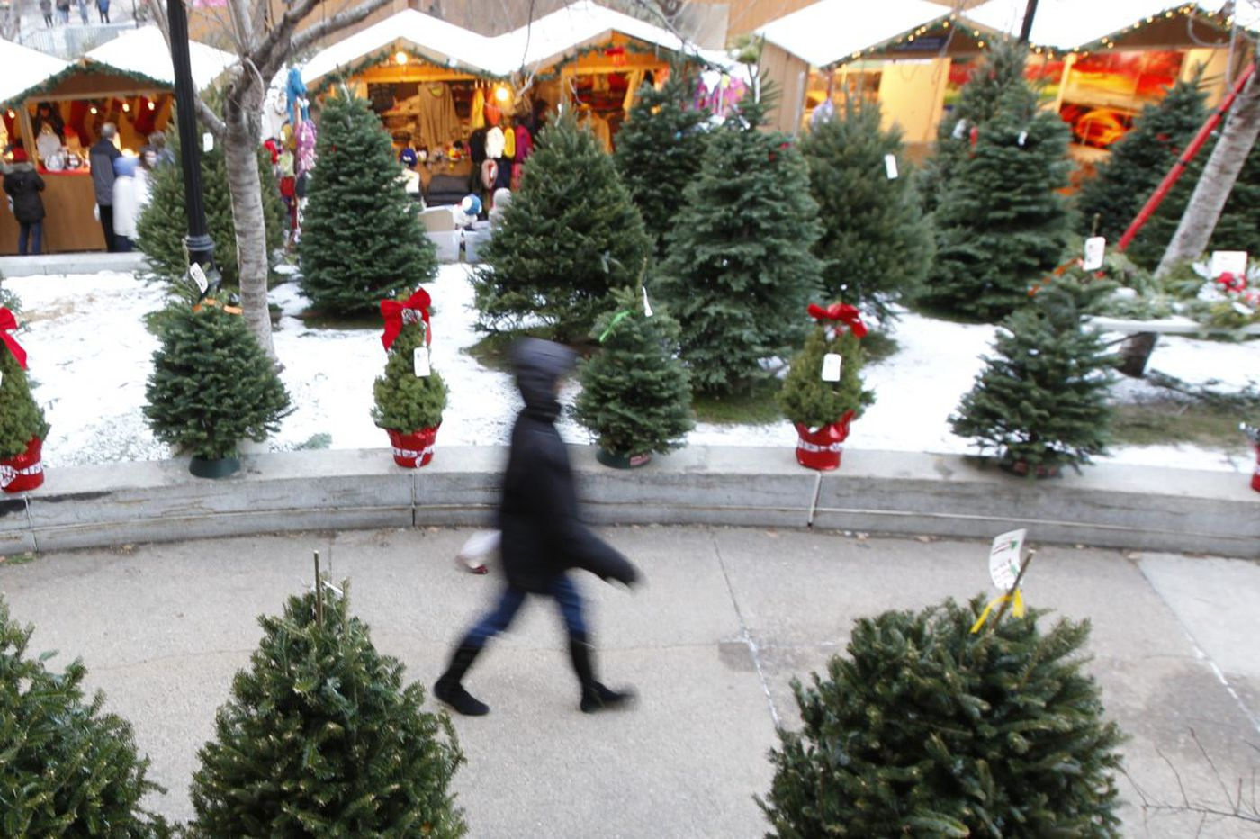 Philly can be thankful that Christmas Village is back at LOVE Park | Editorial