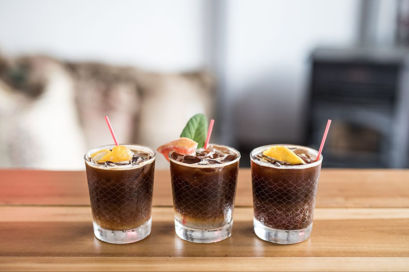 Coffee and tonic: The fizzy iceddrink for cooling down this summer