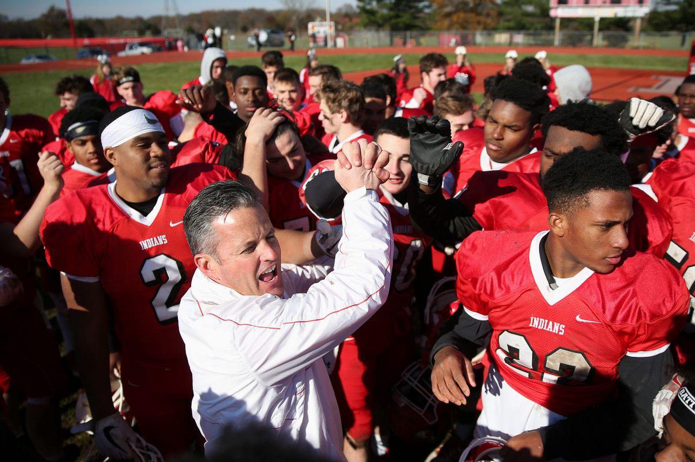 Tim McAneney resigns as Lenape football coach