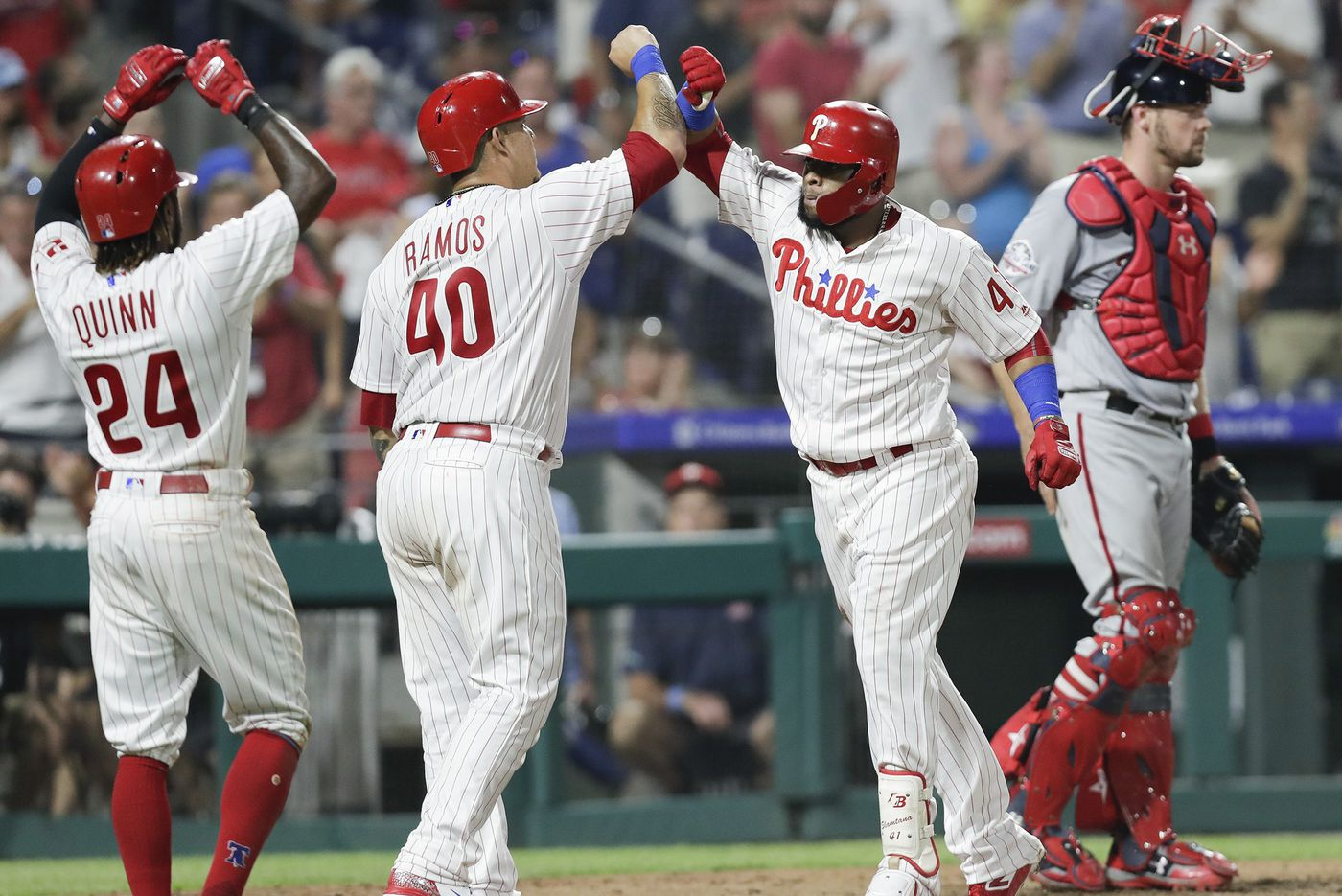 'Bullpen by Gabe' earns Phillies a win over Nationals