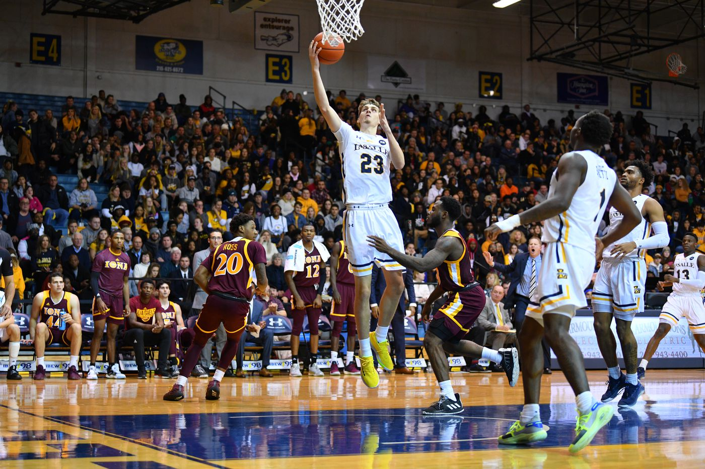 La Salle 70, Iona 64: Stats, highlights and reaction from Explorers' win