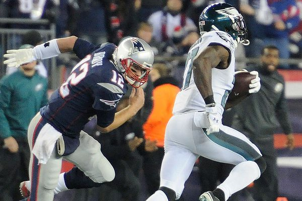 Malcolm Jenkins and Eagles defense prepares for 'poker' game against Patriots' Tom Brady
