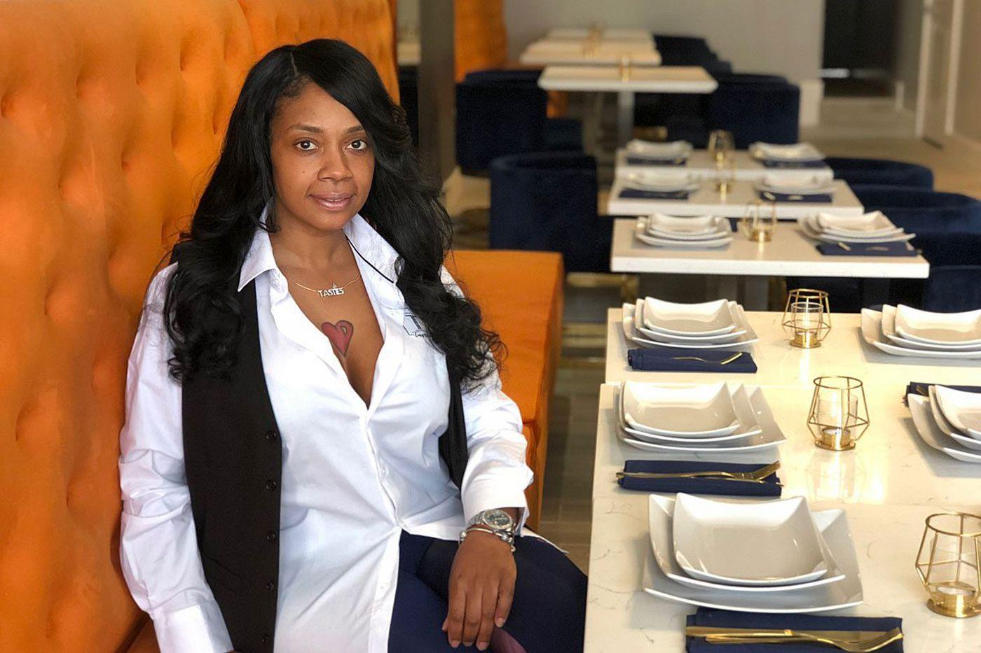 West Philadelphia needed an upscale restaurant, she says