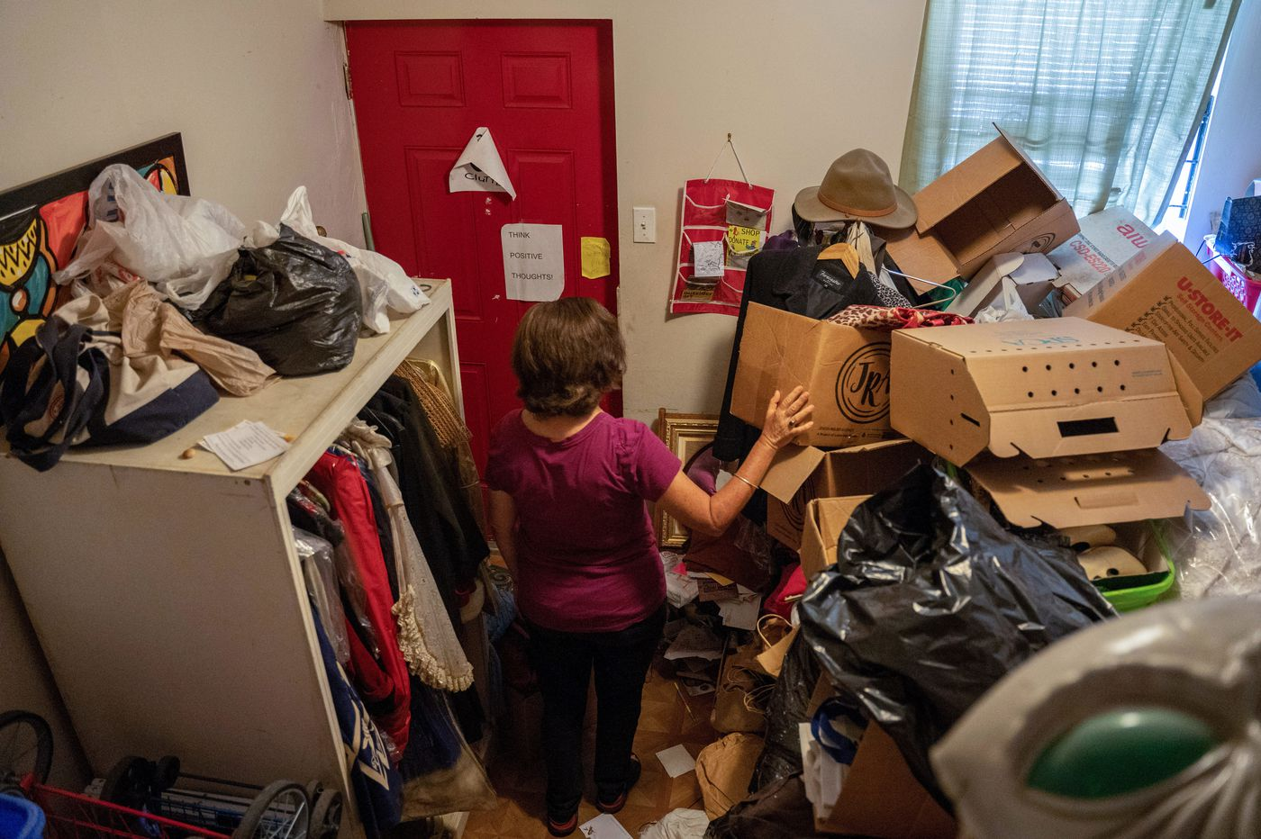 'They're going to judge me': Hoarders confess why it gets worse with age