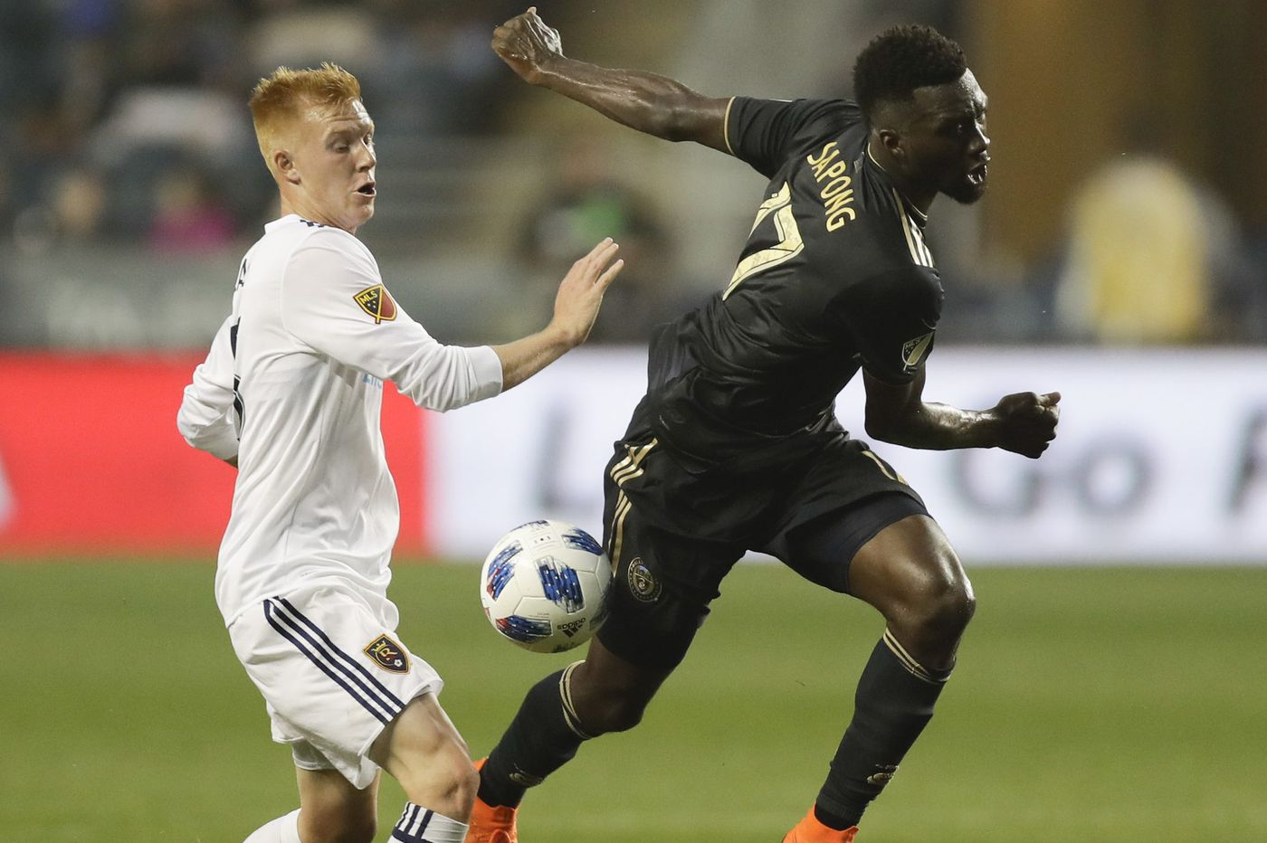 Union's Jim Curtin believes C.J. Sapong's goal drought is 'fixable,' but Cory Burke will get more playing time