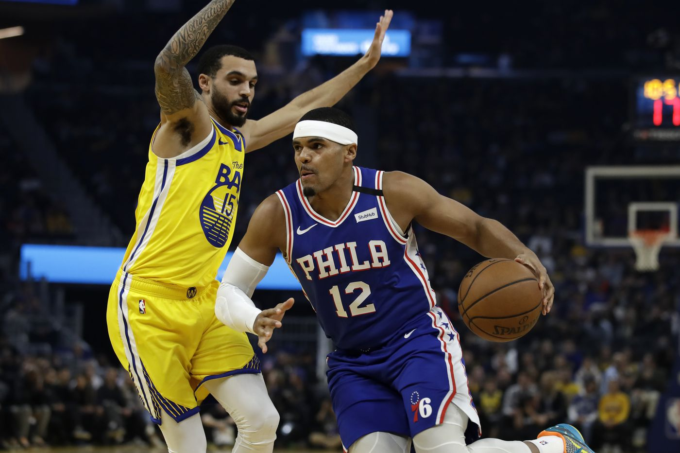 Sixers podcast: Recapping Golden State loss, dissecting coming schedule