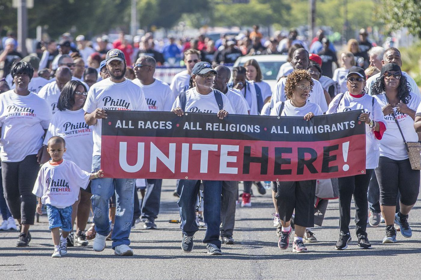 Labor Day in Philly: For unions, a celebration laced with anxieties