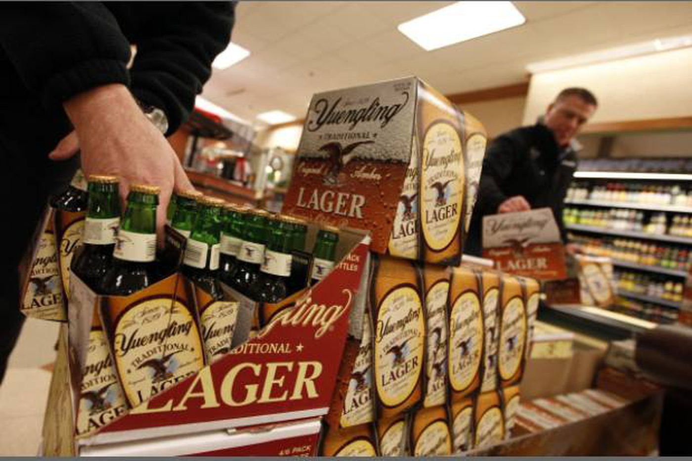 Why Yuengling has partnered with Molson Coors for a big push out West