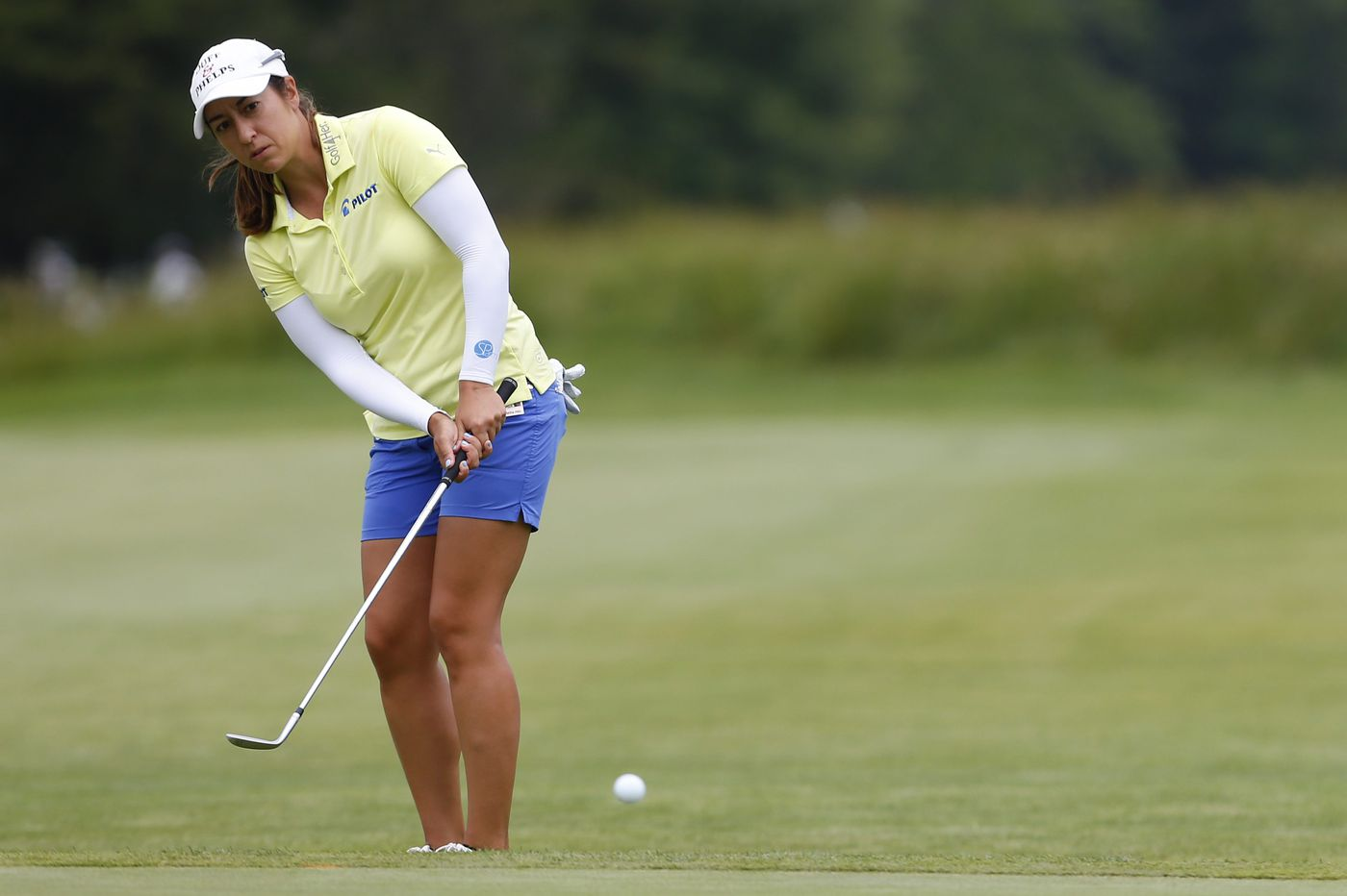 New Jersey native Marina Alex succeeds in her home state's LPGA tournament
