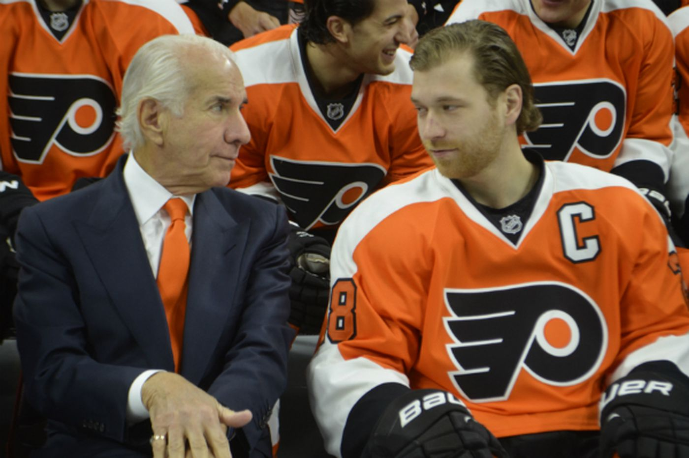 Snider: Flyers can compete for Cup next year