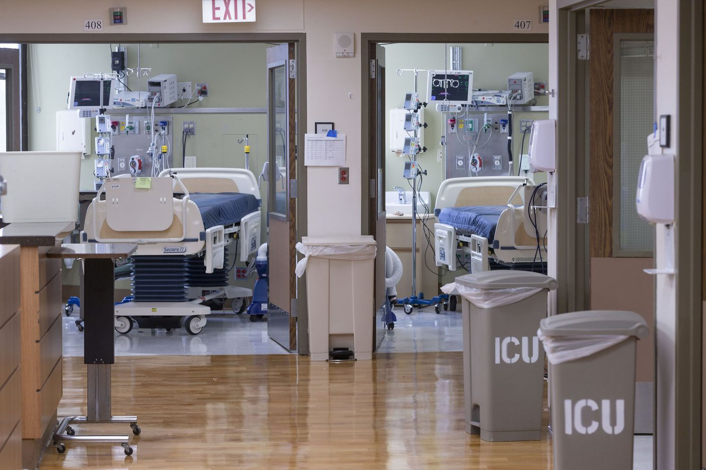 Another COVID inequity: Low-income and rural communities lack access to ICU beds, Penn study finds