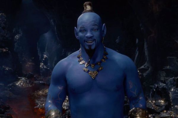 Will Smith's 'horrifying' live-action Genie upsets 'Aladdin' fans online