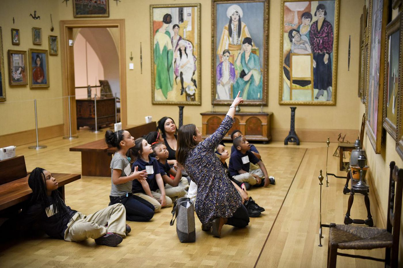 Barnes Foundation Tally After 5 Years In Town 1 4 Million
