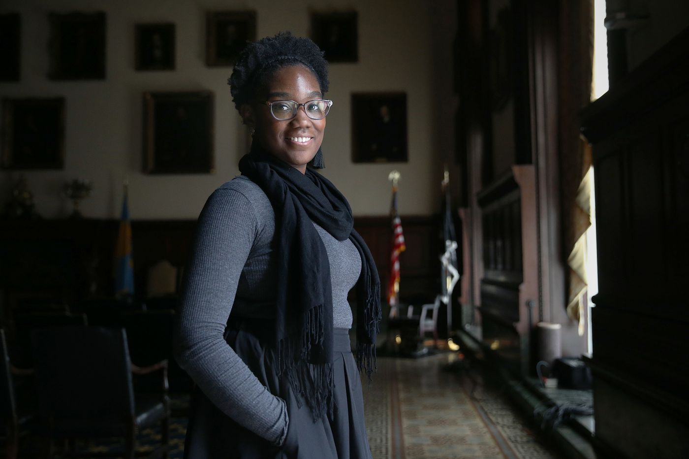 Meet 'Mayor Jim Kenney,' a 25-year-old woman