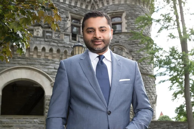 Dr. Ajay Nair, president of Arcadia University, writes that fewer than 17 percent of university presidents nationwide are not white, failing to match the changing demographics of student bodies.